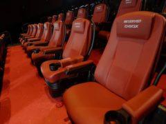 D-BOX 3D — что это такое в кинотеатрах (Киномакс)
