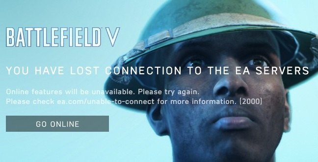Ошибка-подключения-Ea-com-unable-to-connect-2000-в-Battlefield-V