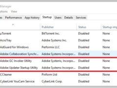 Adobe GC Invoker Utility — что это в автозагрузке