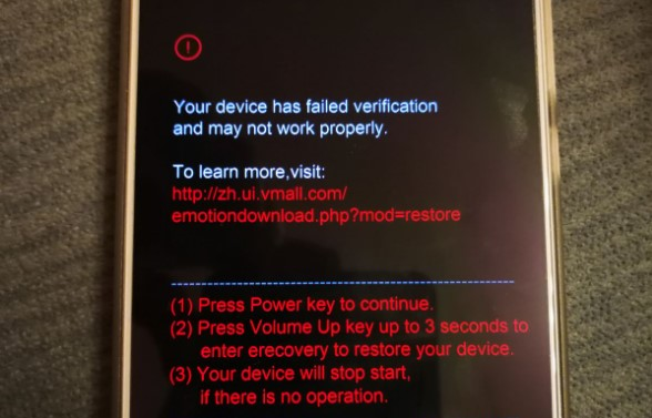 Ошибка-Your-device-has-failed-verification-and-may-not-work-properly-в-Huawei